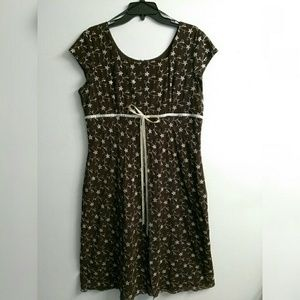 Beautifully Brown Dress
